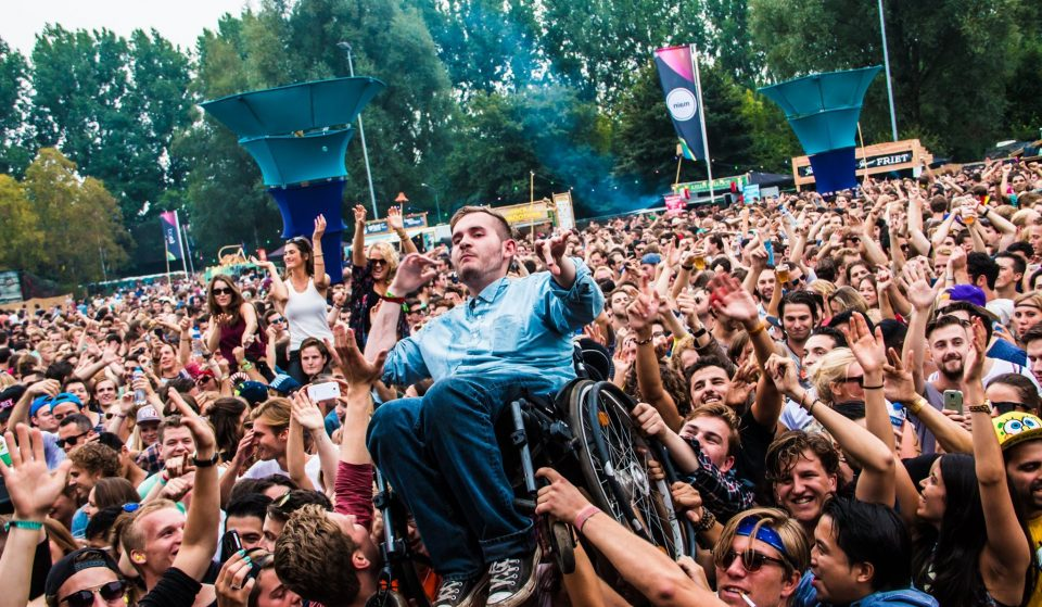 Straf Werk Is Working To Make Their Festival Genuinely Accessible To Disabled People
