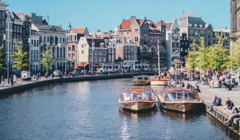 Amsterdam Has Been Named The Healthiest And Happiest City In The World