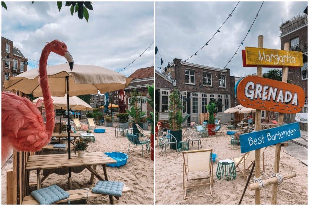 A Sandy City Beach Has Just Opened In Amsterdam And It's Huge • Stadstrand De Hallen
