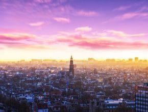 Amsterdam Is Set To See Some Proper Summer Weather This Month