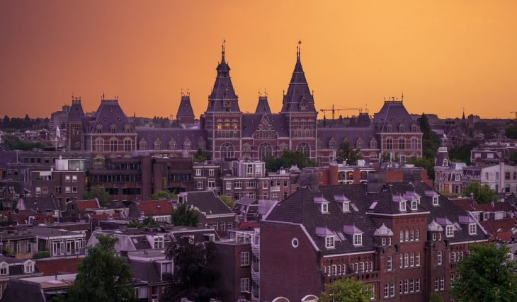 Dig Into Amsterdam With This Immersive Open-Air City Adventure