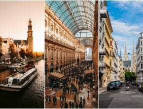 Snooze Your Way To Venice And Vienna On A Night Train From Amsterdam From October