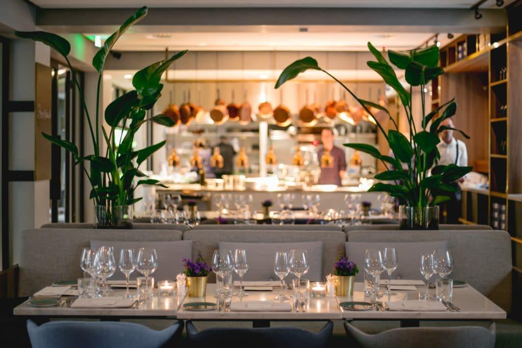 Savour Dining In The Dark At Amsterdam's Elegant INK Hotel