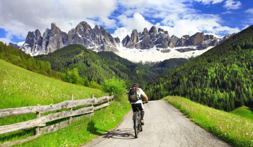 These Epic European Cycle Trails Span The Length And Width Of The Continent