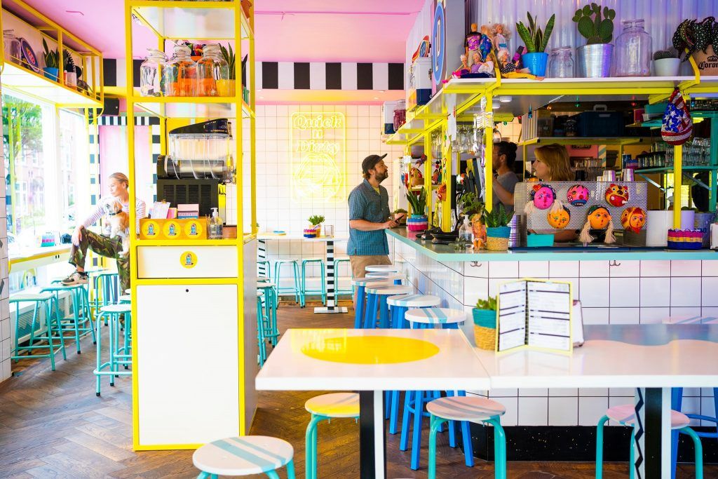 Devour Delicious Tacos At This Super Instagrammable Mexican Restaurant • Local Dealer