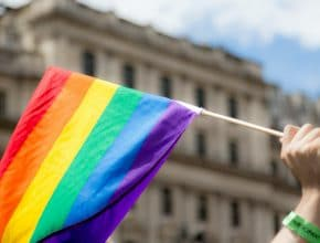 A Campaign To Fill West With Rainbow Flags Has Raised An Incredible 3000 Euros