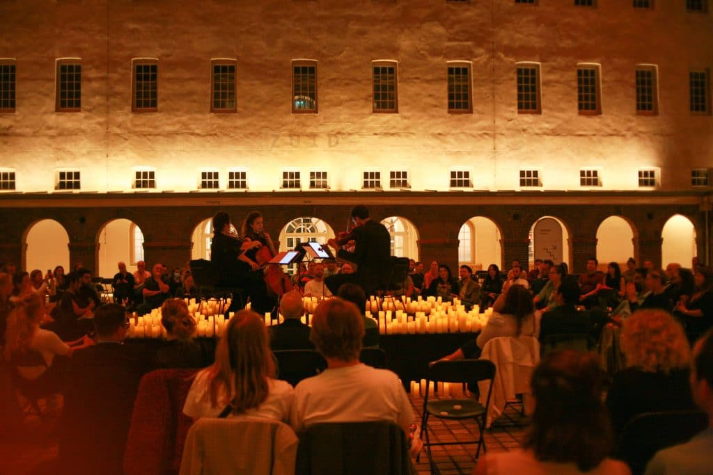 Candlelit Concerts Of Tchaikovsky's Ballets Have Arrived In Amsterdam