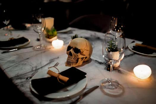 A Seriously Spooky Dining In The Dark Halloween Special Is Coming To Amsterdam