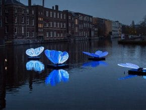 Amsterdam Light Festival Is Back This Winter With More Stunning Displays