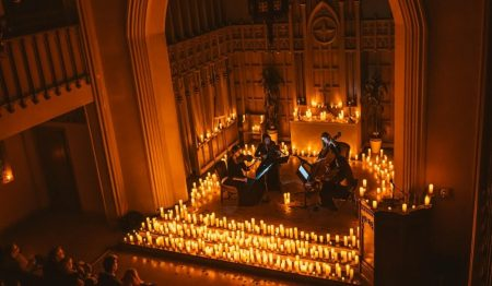 These Gorgeous Classical Concerts By Candlelight Are Coming To Atlanta