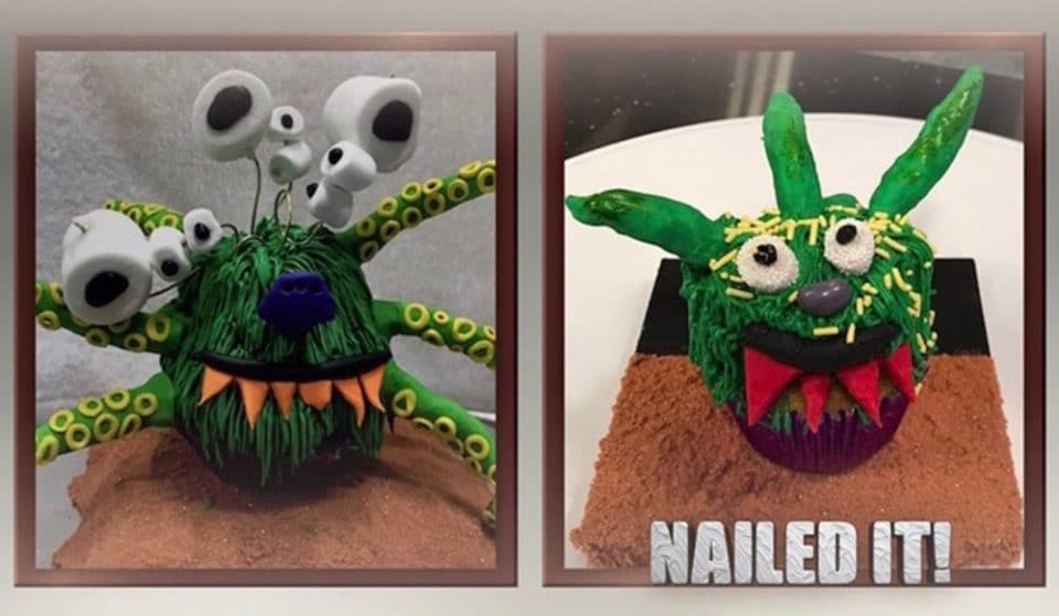 Debut Your Baking Masterpiece (Or Disasterpiece!) At This 'Nailed It!'-Inspired Bake Off
