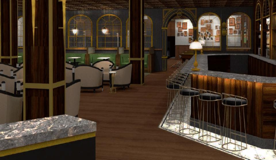 A 1920s Gatsby-Esque Music Venue Will Be Roaring Into To Alpharetta In 2021