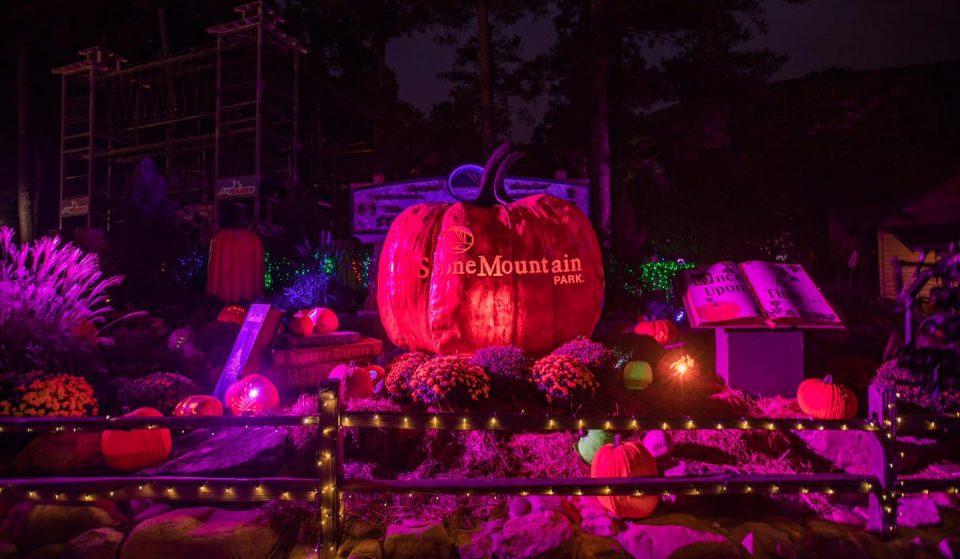 Experience Day-And-Night Pumpkin Pandemonium At Stone Mountain Park's Pumpkin Festival
