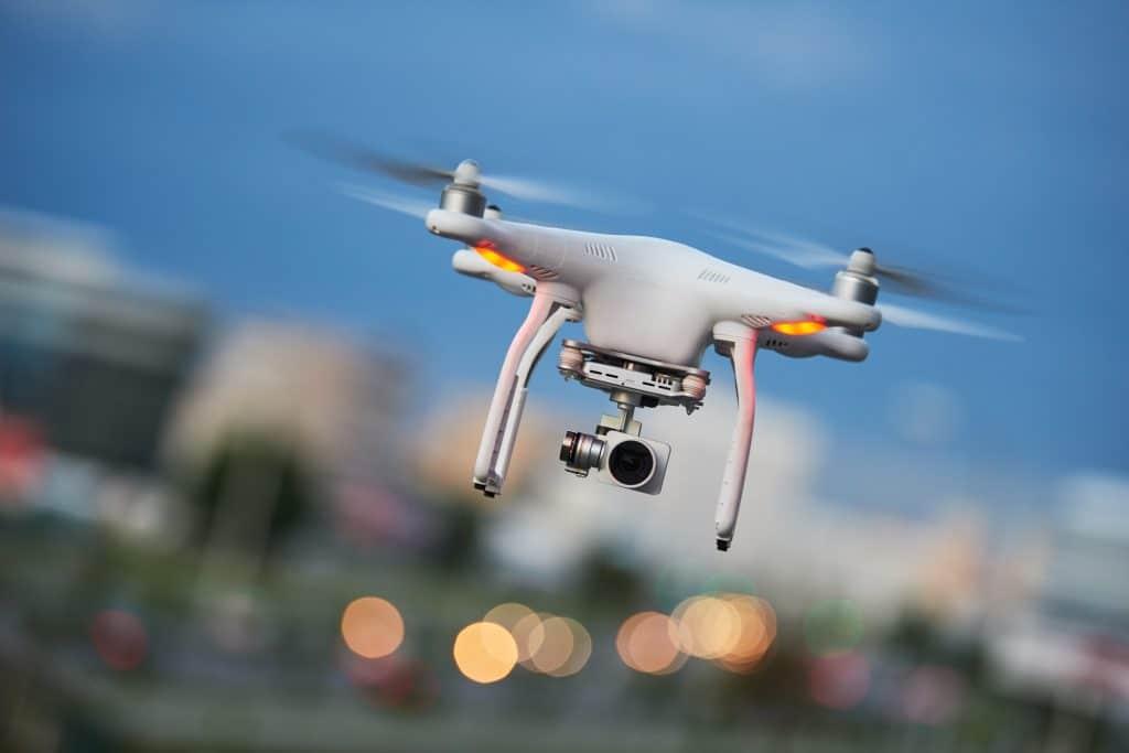 Atlanta Stadium To Dispatch Flights Of Drones To Clean Arena Between Games