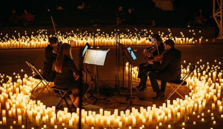 Experience Magical Candlelight Concerts In Stunning Open-Air Atlanta Spaces This Winter