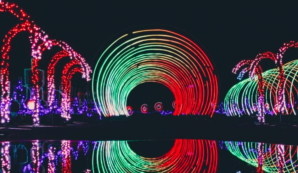 A 'World Of Illumination' Animated Light Show To Dazzle Atlanta This Holiday Season