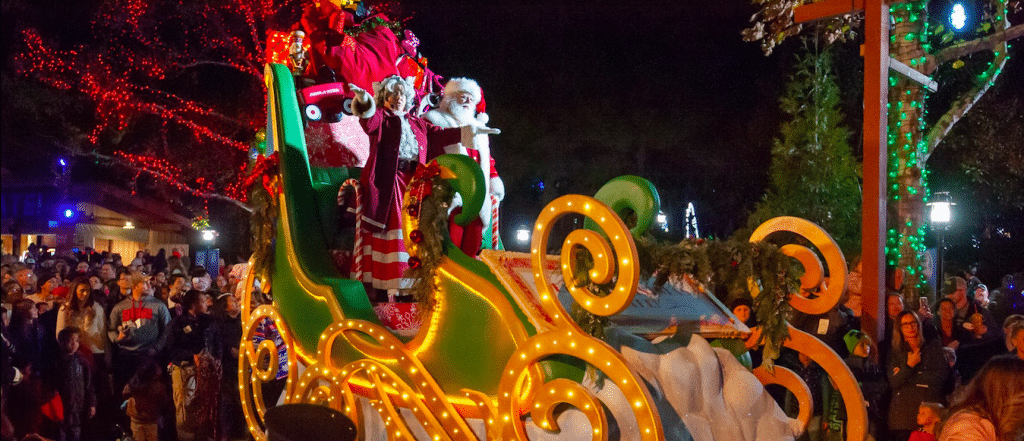 Stone Mountain Christmas Returns Next Week With Magical Holiday Entertainment