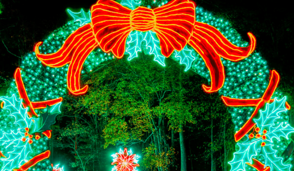Callaway Gardens' Fantastic Lighting Display Will Soon Open For The Holidays