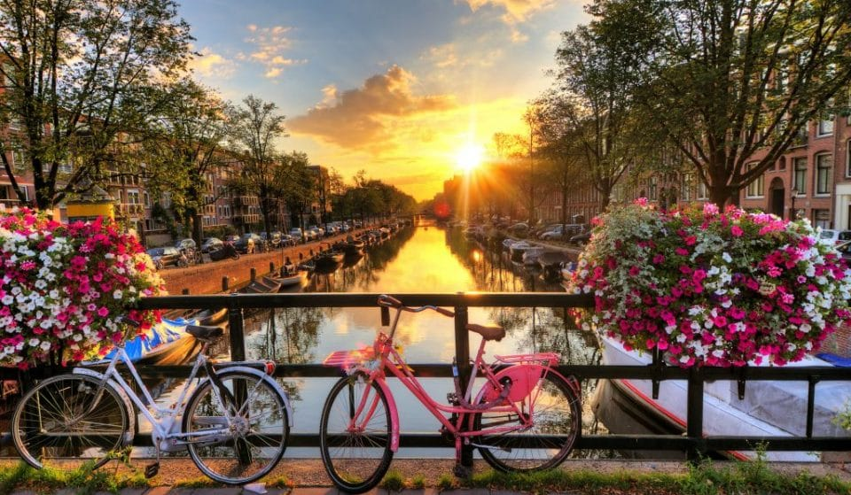 U.S. Citizens Can Take A Dreamy Quarantine-Free Trip To Amsterdam From Next Week