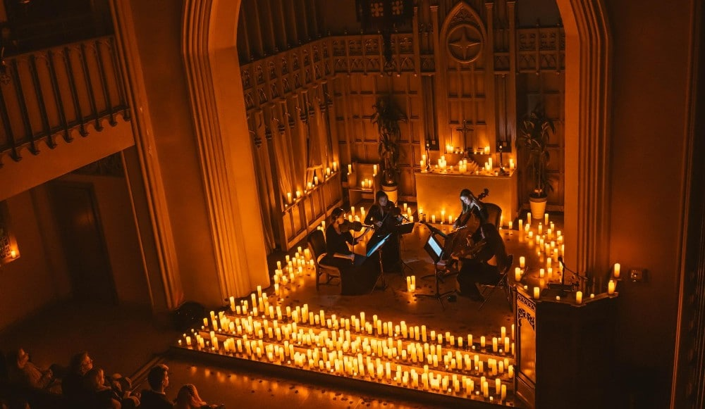 Experience Breathtaking Music By Candlelight In These Beautiful ATL Spaces