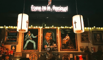 Feed Your Soul At This Church Bar, Art Gallery, And Ping Pong Emporium