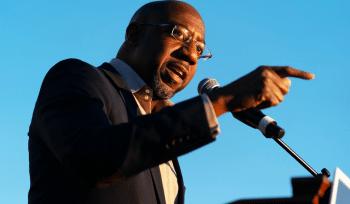 Democrat Raphael Warnock Becomes The First Black Senator In Georgia History