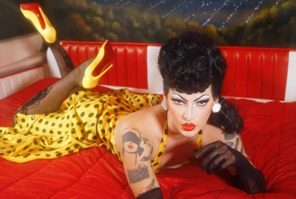 Beloved Drag Superstar Violet Chachki Dishes On Life And The Superhero Drag Tour That's Changing The Game!