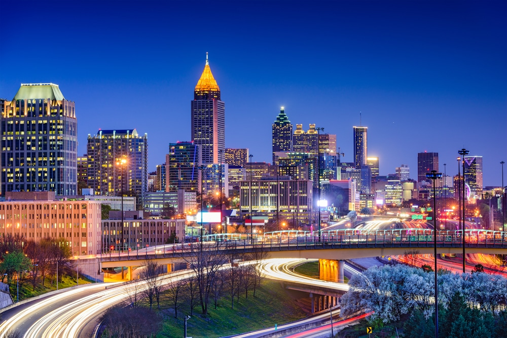 A Guide To Atlanta's Most Iconic Architecture