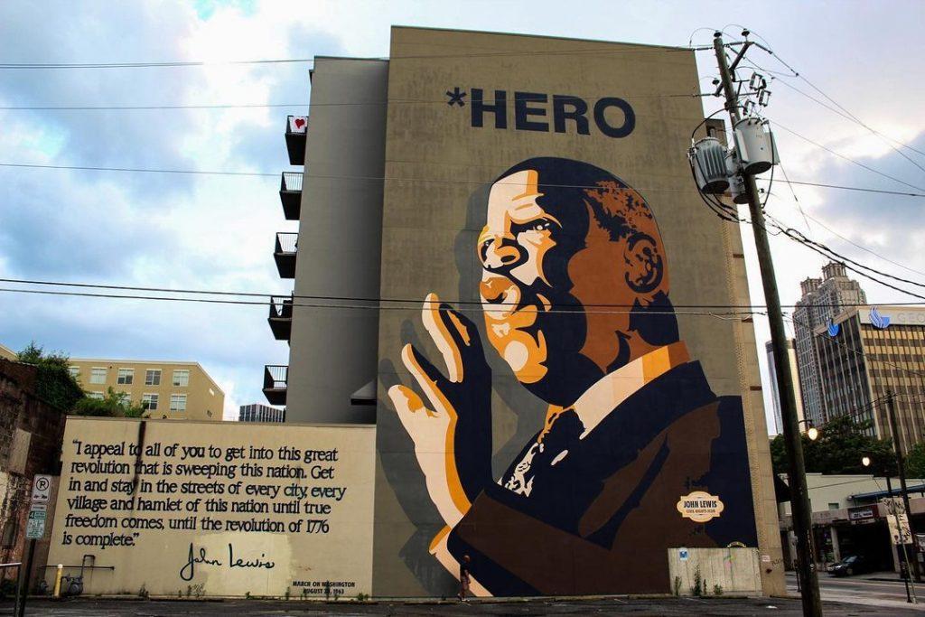 5 Street Art Hotspots Revealing Atlanta's Black History, Present And Future