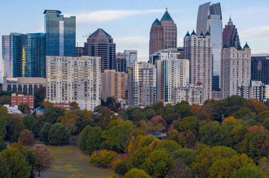 7 Of The Prettiest Parks In Atlanta That You Must Check Out This Summer