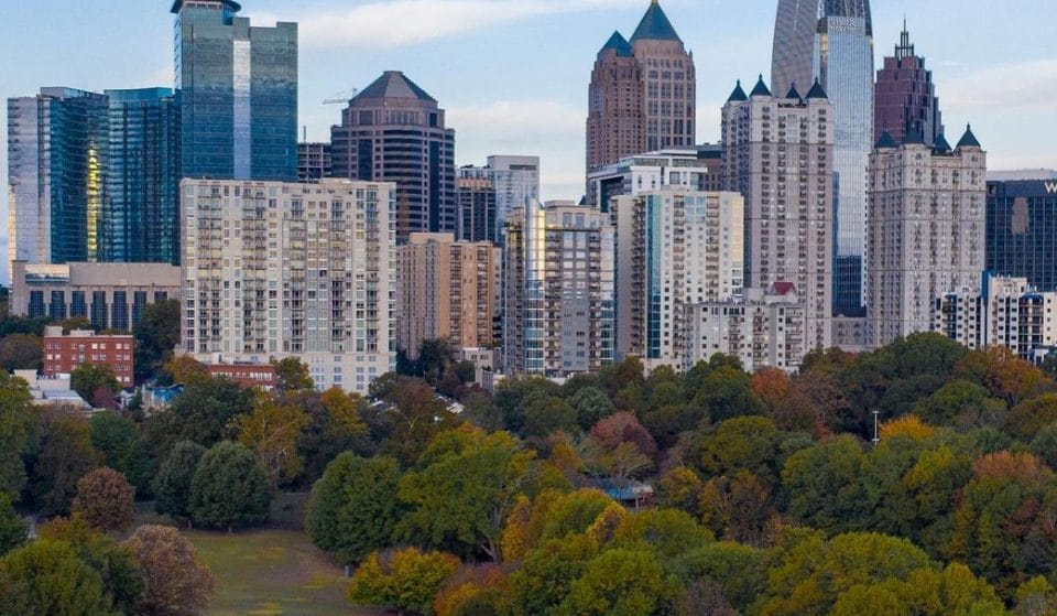 7 Of The Prettiest Parks In Atlanta That You Must Check Out This Fall