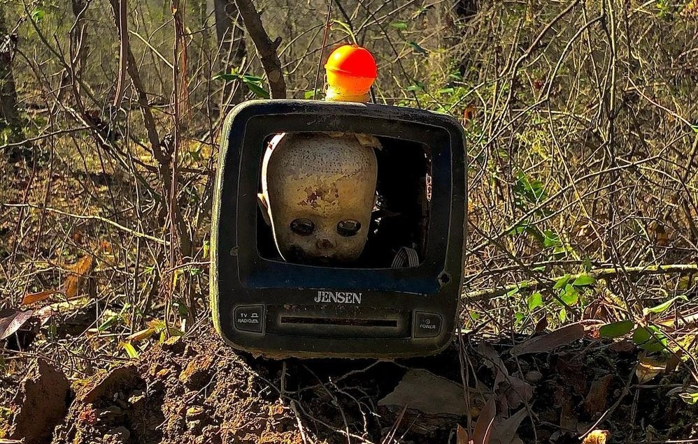 Scary Trail Through Dolls Head Haven Is Guaranteed To Give You The Creeps