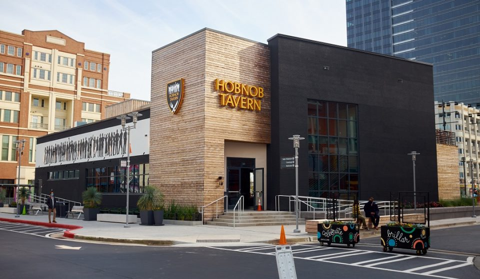 Hobnob Tavern Expands With Atlantic Station Location Featuring Rooftop Patio