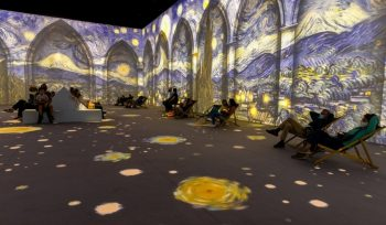 A Luminous Multisensory Van Gogh Art Exhibition Is Coming To Atlanta