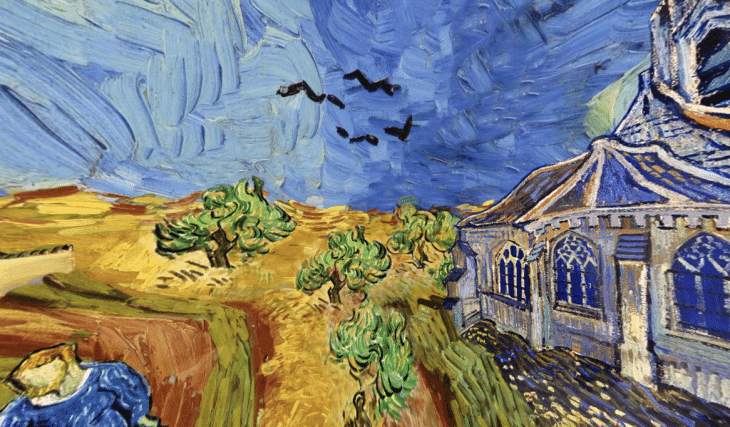 Travel Back In Time To The 1880s And Spend A Day Inside Van Gogh's Canvases