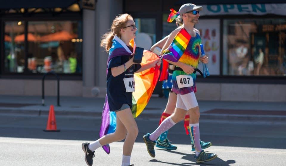 Atlanta Pride Run's In-Person Return Takes Place In Piedmont Park Next Week
