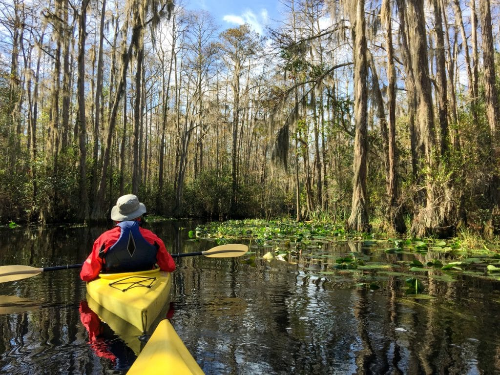 8 Enchanting Spots For The Perfect Camping Trip In Georgia