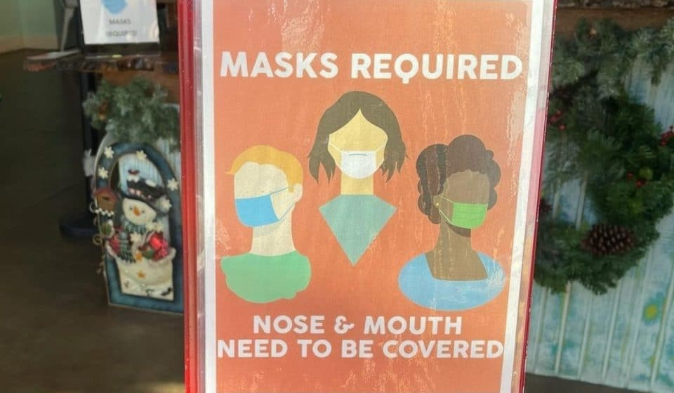 Mayor Issues Mandate For Masks To Be Worn In All Public Spaces