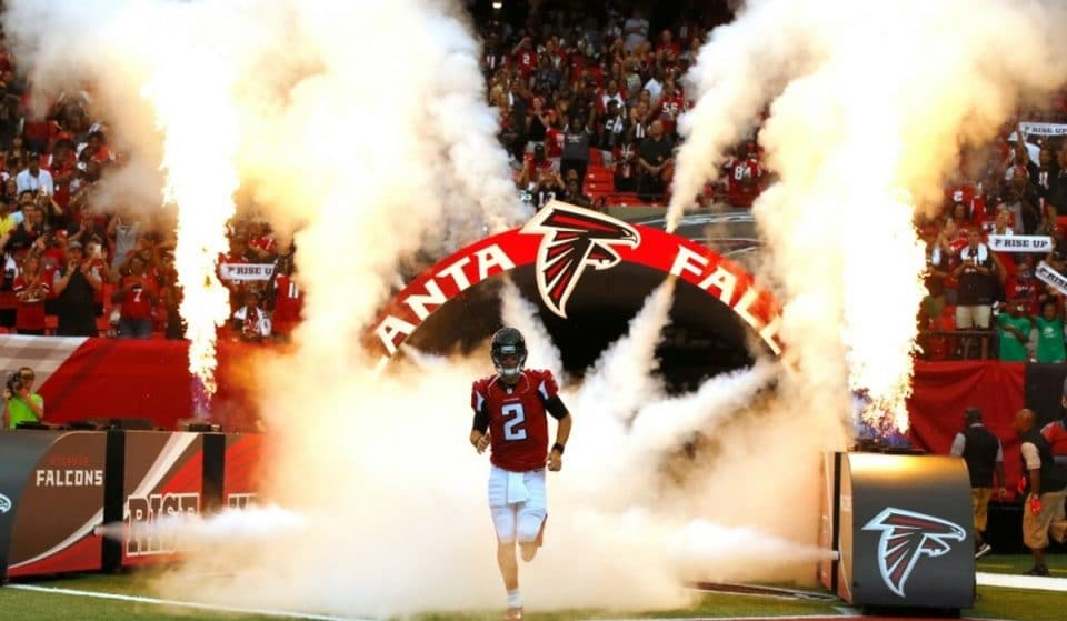 Rise Up For Atlanta Falcons' First Ever Pride Night Next Month!