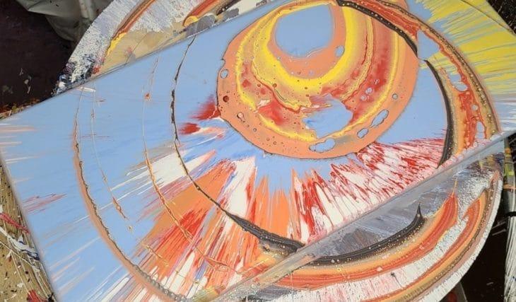 Unleash Your Creativity At This Experimental Spinning Art Studio In Atlanta