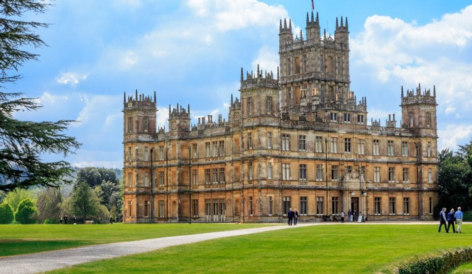 Travel Back To Post-Edwardian England At Downton Abbey: The Exhibition