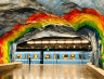 Stockholm's Colourful Metro Stations Are Incredibly Beautiful – And They'd Look Great In Auckland
