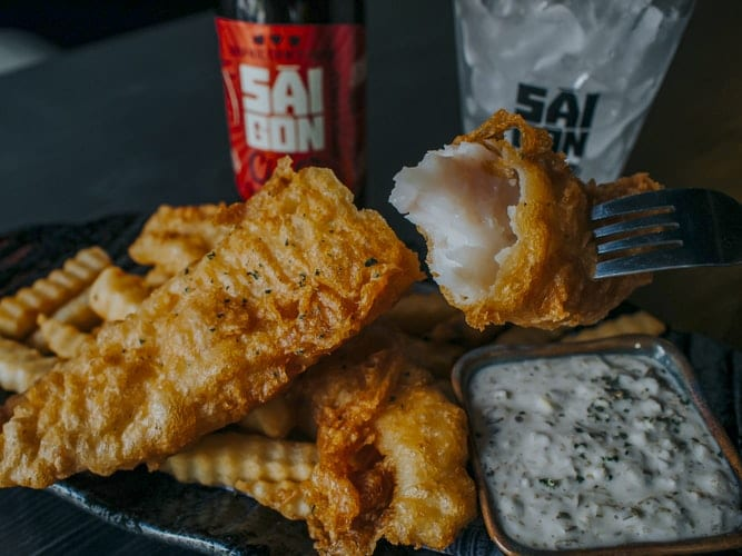 A Cracking New Auckland Fish And Chips Shop Has Opened At Mission Point • Fishboy