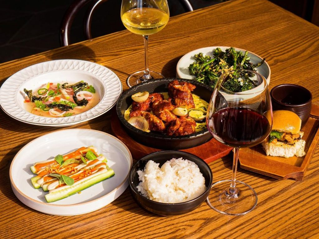 Auckland Welcomes Brand New Korean Eatery Serving Up Some Hot Grub • Gochu