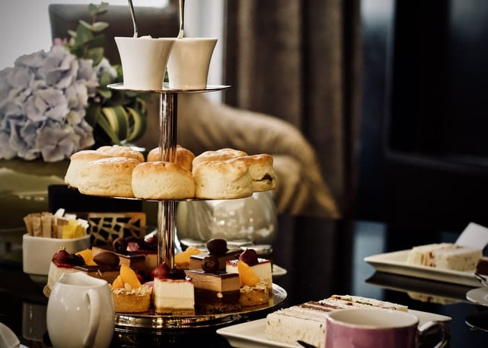 Dine On Afternoon High Tea In This Wonderful New Auckland Spot • Living Room At Park Hyatt