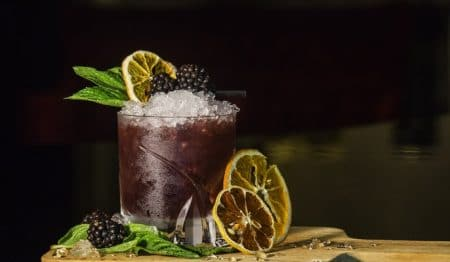 Head Down To The Prohibition-Themed Speakeasy Bar On Auckland's K Road • Sly Bar