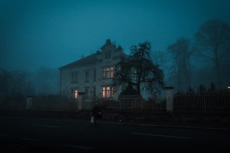 6 Of The Most Haunted Places In Auckland That Will Give You A Fright