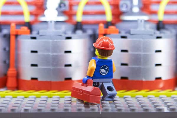 An Enormous LEGO Exhibition Is Heading To The Auckland Museum