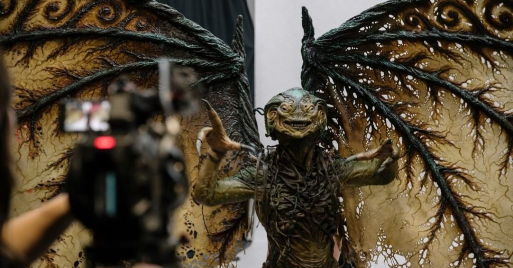 The Weta Crew Are Here To Give You Some Truly Amazing Creative Workshops