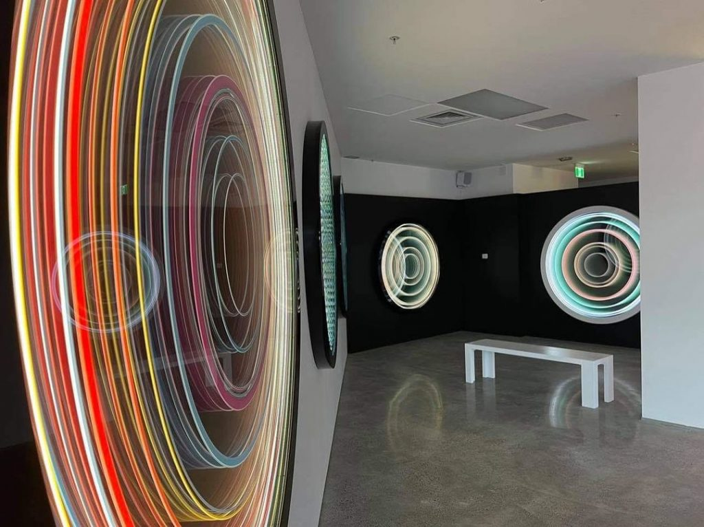 A Brand New Contemporary Art Gallery Has Opened Up In Auckland • Lightworx Gallery